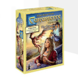 Carcassonne Princess & Dragon Exp